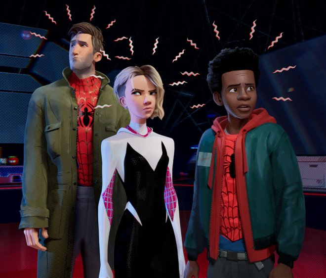 Spider-Man : Dans le Spider-Verse Photo 5 - Grande