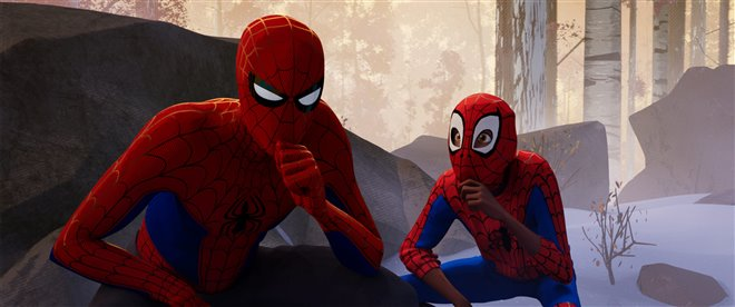 Spider-Man : Dans le Spider-Verse Photo 13 - Grande