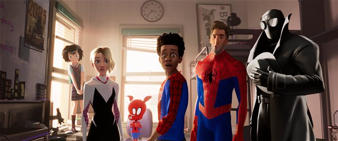 Spider-Man: Into the Spider-Verse Photo 9 - Large