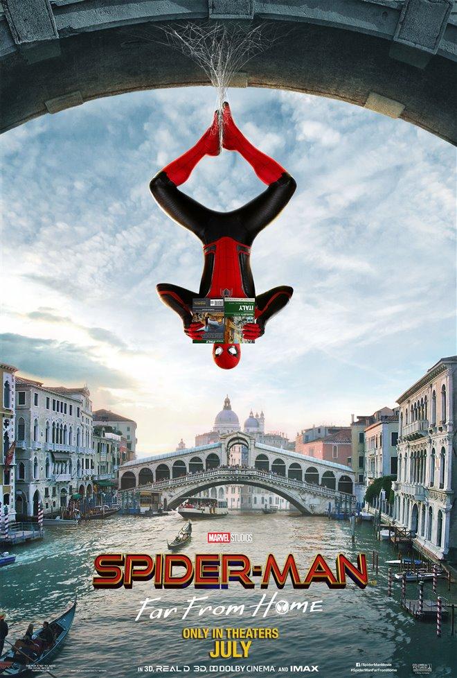 Spider-Man : Loin des siens Photo 23 - Grande