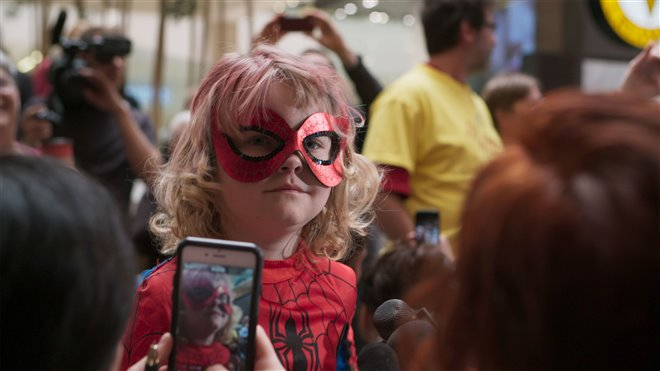 SpiderMable - a real life superhero story Photo 3 - Large