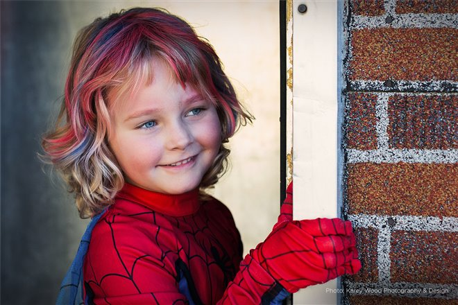 SpiderMable - a real life superhero story Photo 5 - Large