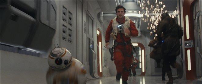 Star Wars : Les derniers Jedi Photo 8 - Grande