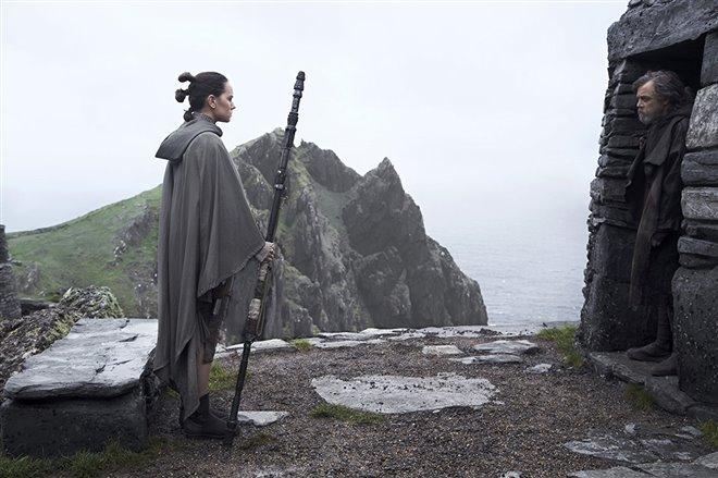Star Wars : Les derniers Jedi Photo 17 - Grande