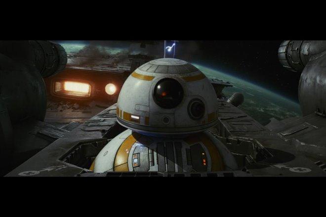 Star Wars : Les derniers Jedi Photo 32 - Grande