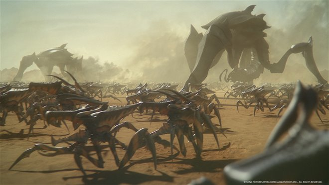Starship Troopers: Traitor of Mars Photo 7 - Large