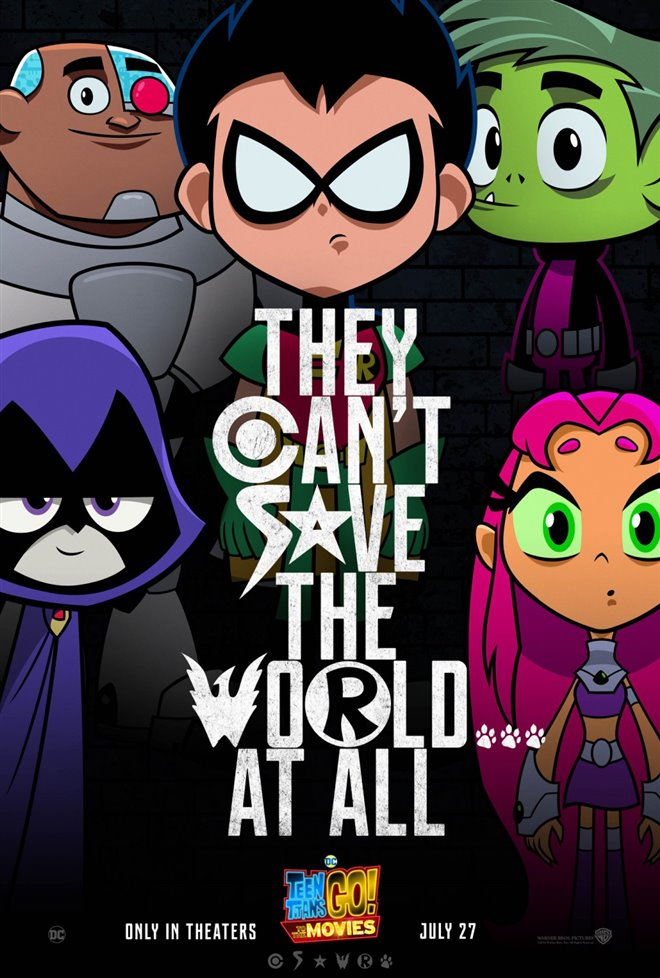 Teen Titans GO! Le film Photo 20 - Grande