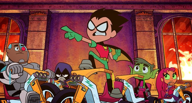 Teen Titans GO! to the Movies Photo 4 - Large