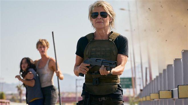 Terminator : Sombre destin Photo 11 - Grande