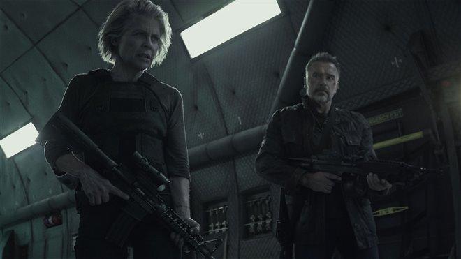 Terminator : Sombre destin Photo 22 - Grande