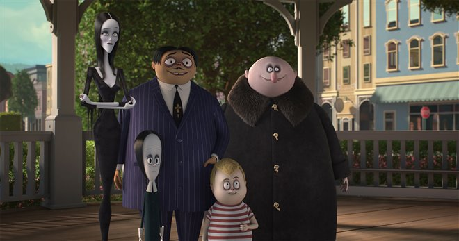 The Addams Family Photo 2 - Large