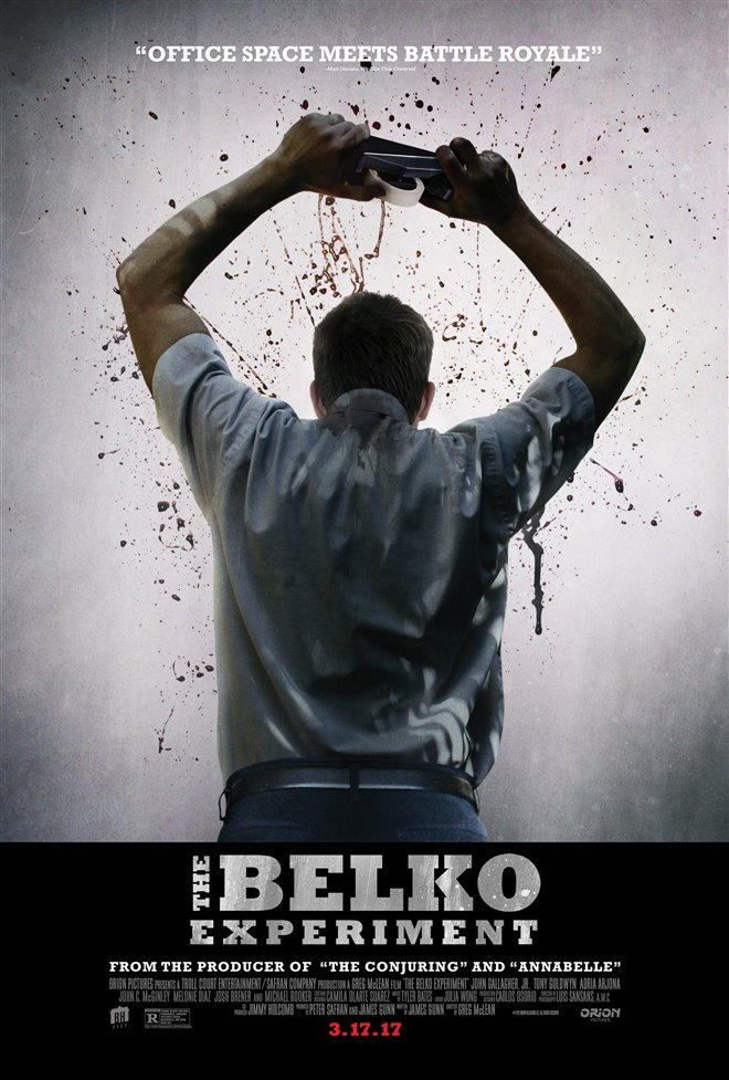 The Belko Experiment (v.o.a.) Photo 2 - Grande