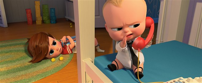 The Boss Baby Photo 1 - Large