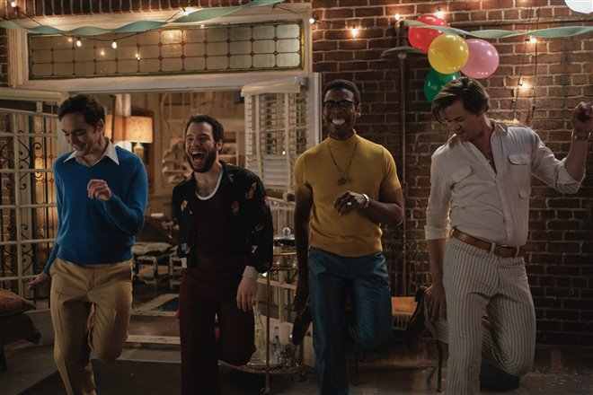 The Boys in the Band (Netflix) Photo 4 - Large