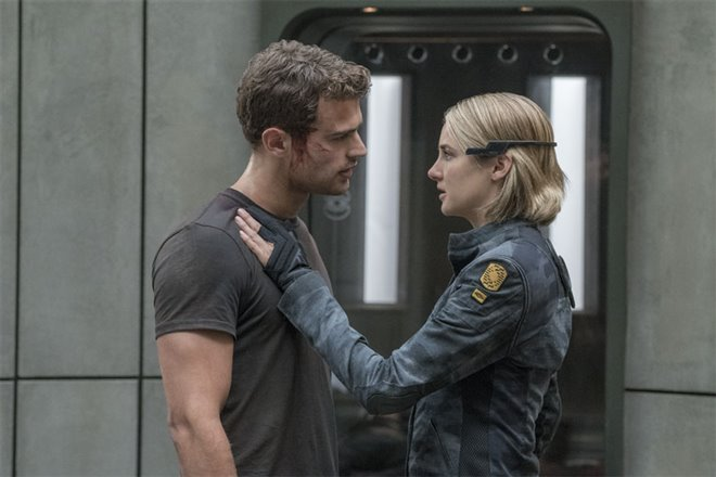 The Divergent Series: Allegiant Photo 2 - Large