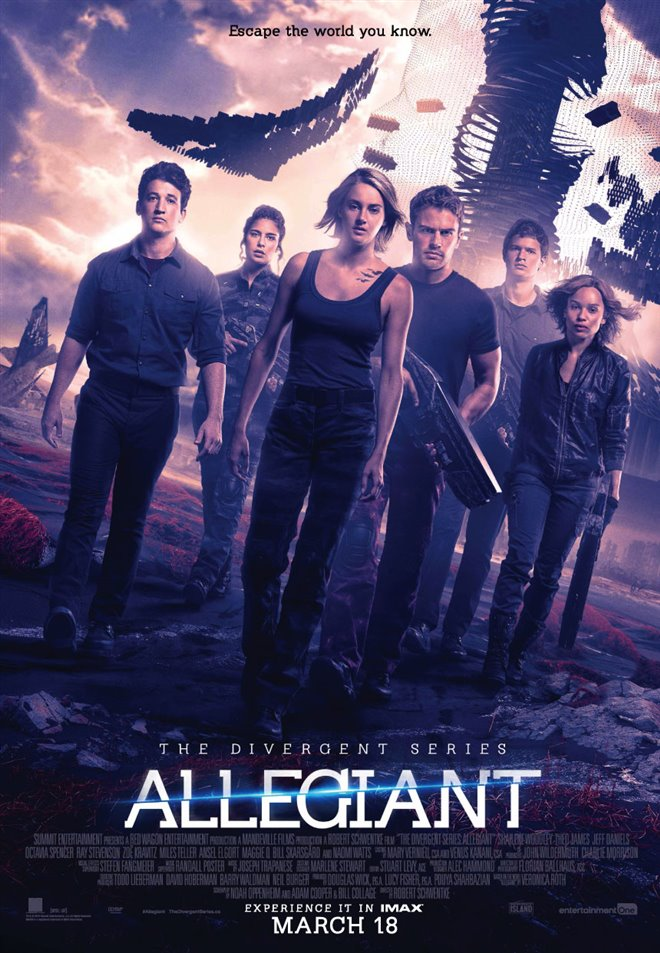 The Divergent Series: Allegiant Photo 35 - Large