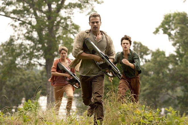 The Divergent Series: Insurgent Photo 5 - Large