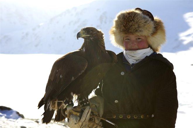 The Eagle Huntress Photo 3 - Large
