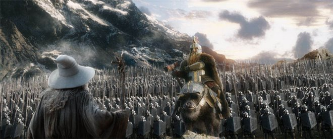 The Hobbit: The Battle of the Five Armies Photo 53 - Large