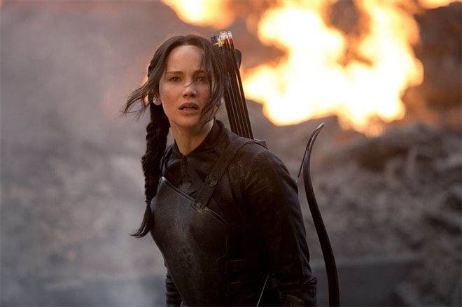 The Hunger Games: Mockingjay - Part 1 Photo 2 - Large