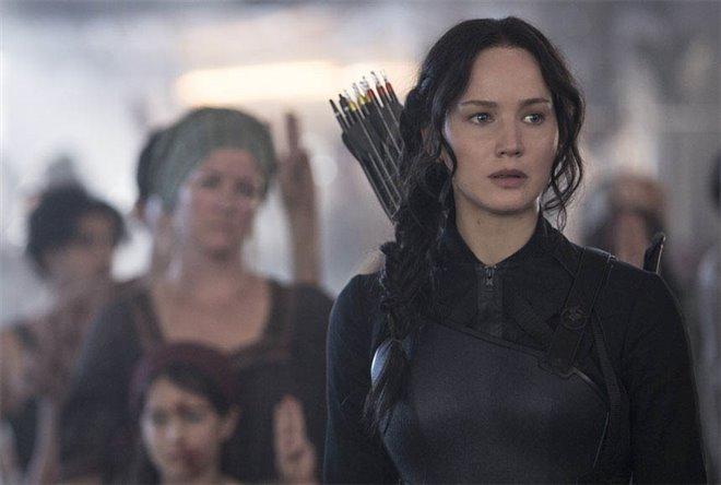 The Hunger Games: Mockingjay - Part 1 Photo 8 - Large