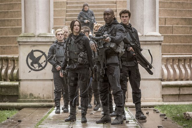 The Hunger Games: Mockingjay - Part 2 Photo 16 - Large