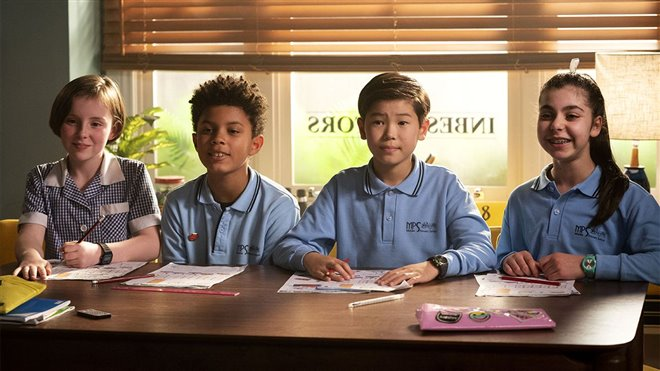 The InBESTigators (Netflix) Photo 2 - Large