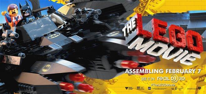 The Lego Movie Photo 2 - Large