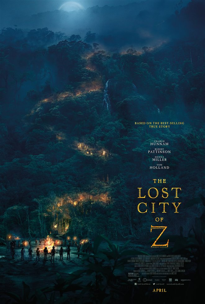 The Lost City of Z Photo 22 - Large