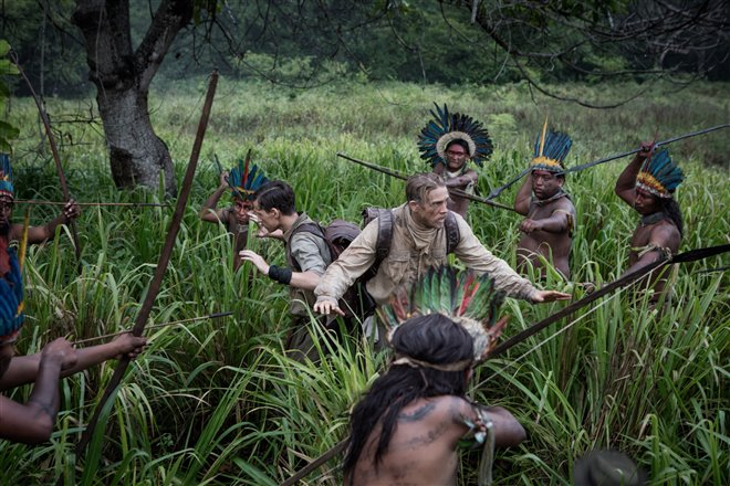 The Lost City of Z (v.o.a.) Photo 1 - Grande