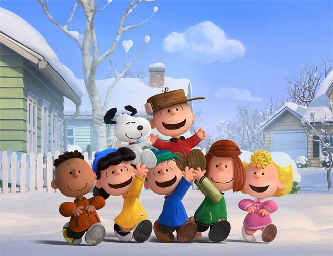 The Peanuts Movie Photo 4 - Large