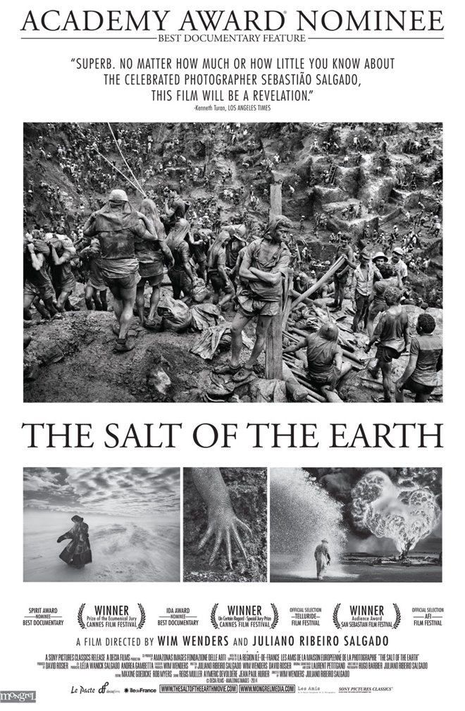 The Salt of the Earth Photo 1 - Large