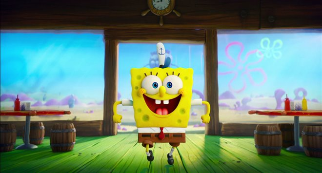 The SpongeBob Movie: Sponge on the Run Photo 1 - Large