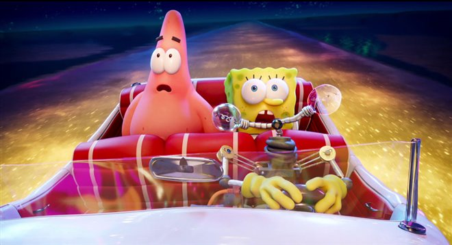 The SpongeBob Movie: Sponge on the Run Photo 5 - Large