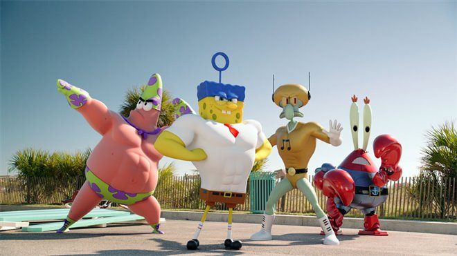 The SpongeBob Movie: Sponge Out of Water Photo 1 - Large
