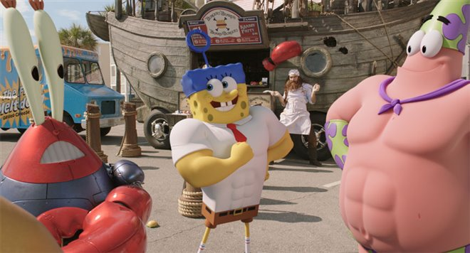 The SpongeBob Movie: Sponge Out of Water Photo 7 - Large