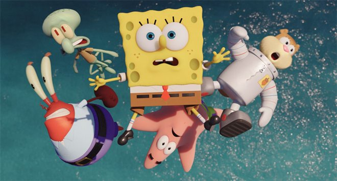 The SpongeBob Movie: Sponge Out of Water Photo 9 - Large