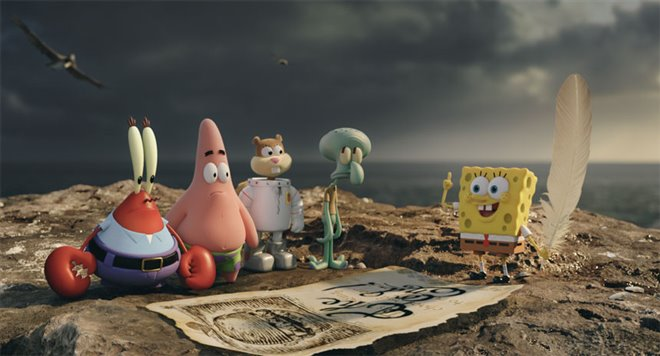 The SpongeBob Movie: Sponge Out of Water Photo 13 - Large