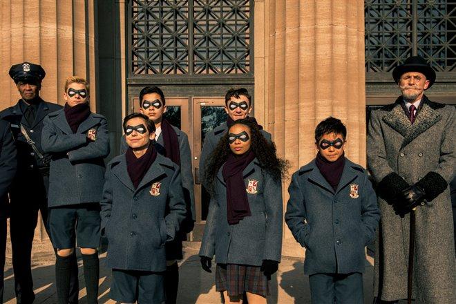 The Umbrella Academy (Netflix) Photo 3 - Large
