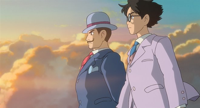 The Wind Rises (Dubbed) Photo 2 - Large