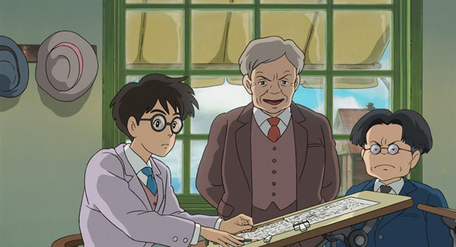 The Wind Rises (Dubbed) Photo 4 - Large
