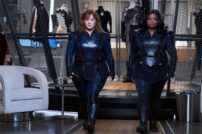 Thunder Force (Netflix) Photo 1 - Large