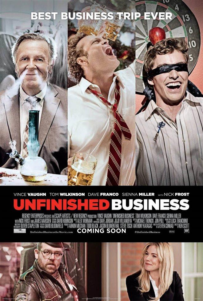 Unfinished Business Photo 12 - Large