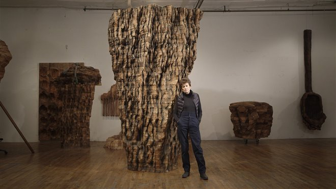Ursula von Rydingsvard: Into Her Own Photo 3 - Large