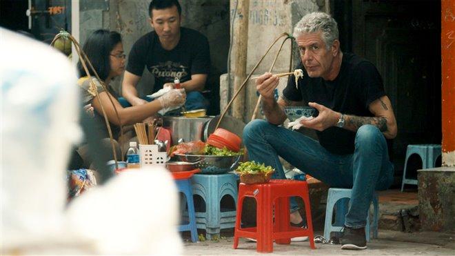 Voyages d'un chef: un film sur Anthony Bourdain (v.o.a.s-t.f.) Photo 3 - Grande