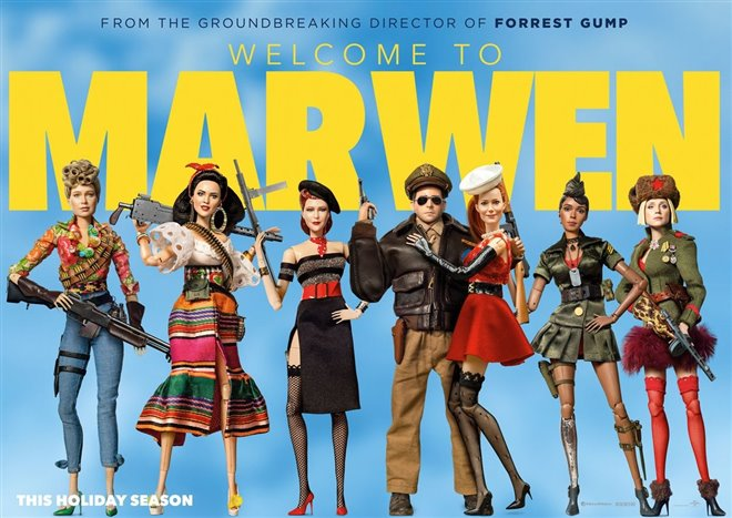 Welcome to Marwen Photo 5 - Large