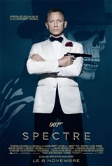 007 Spectre Movie Poster