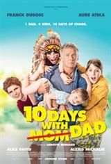 10 Days with Dad (10 jours sans maman) Movie Poster