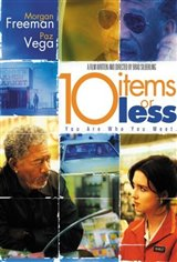10 Items or Less Movie Poster Movie Poster