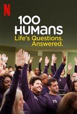 100 Humans (Netflix) Affiche de film